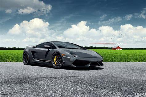 Lamborghini Superleggra Stunning Lamborghini Gallardo Superleggera Lowered On Adv