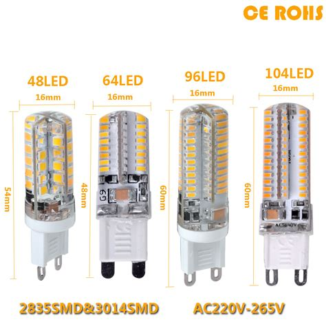 Low Price Led Light Bulbs 2017 Lowest Price Led Bulb Smd 2835 3014 Led G4 G9 Led L 9w 10w 12w Led Light Dc12v Ac220v