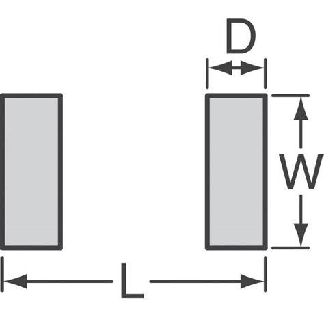 standard resistor footprint csrn2512fkr680 stackpole electronics inc resistors digikey