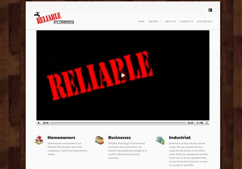 Reliable Plumbing Services by Labworkz Llc Digital Marketing Agency Houston