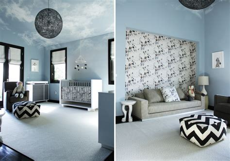 cloudy room a place to room cloudy walls and ceiling home decorating trends homedit