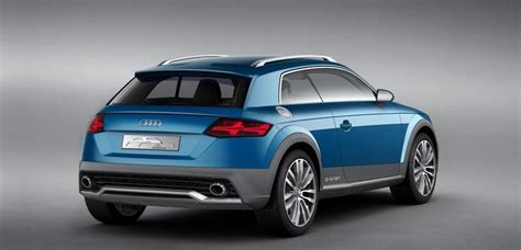 audi  allroad headed  production