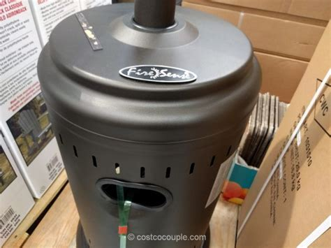 electric patio heater costco electric umbrella heater