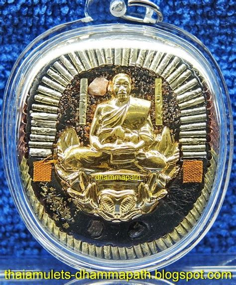 thai amulets dhamma path lp jeud wat podetisettee