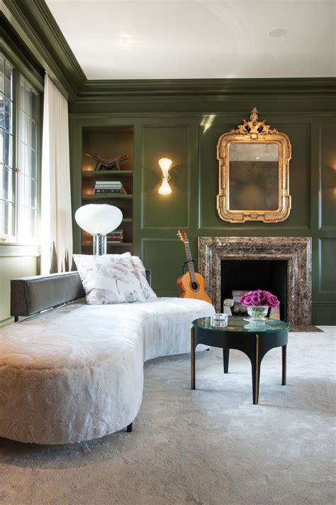 traditional master bedroom with masculine and feminine photos wick design hgtv