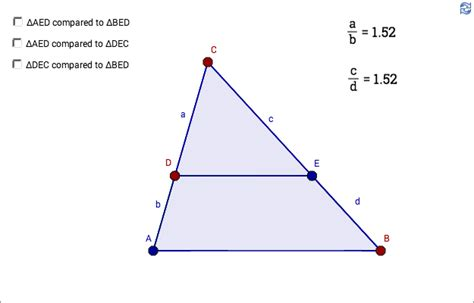 Proving Triangles Similar Worksheet by Geometry Similar Triangles