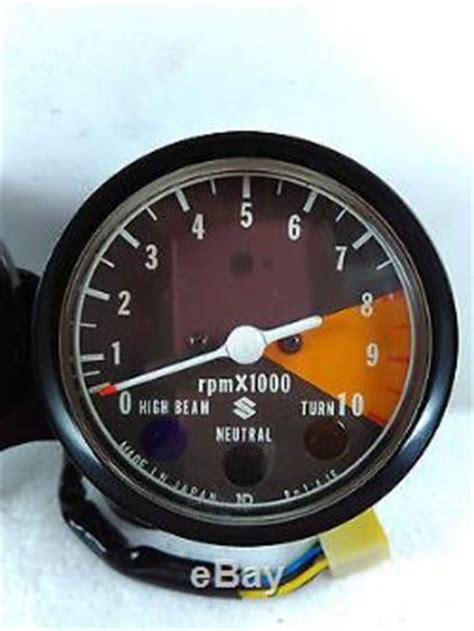 Jok Ts125 Pvc Dudukan Model Original suzuki rv125 gt100 fit gt125 ts125 ts185 tc125 speedometer tachometer assy nos