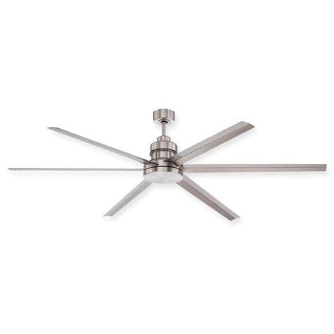 Industrial Outdoor Ceiling Fan Craftmade 72 Quot Mondo Ceiling Fan Mnd72bnk6 Industrial