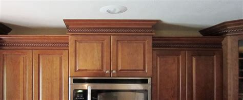 kitchen crown moulding ideas cabinet door molding ideas kitchen crown profiles