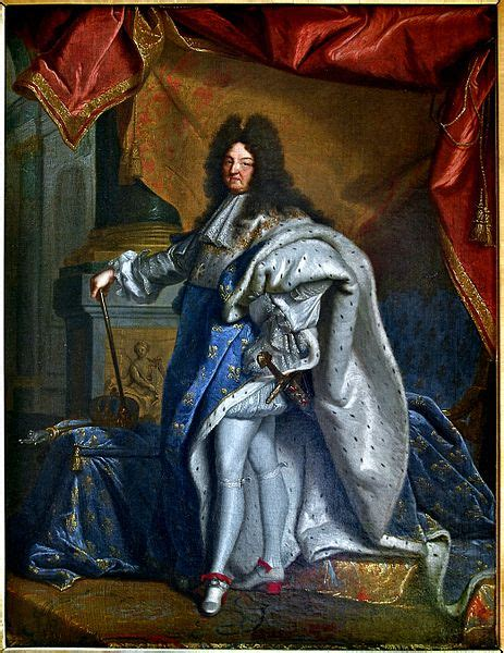 Vanité Avec Une Couronne Royale Analyse by File Louis Xiv Rigaud Cond 233 Chantilly Jpg Wikimedia Commons