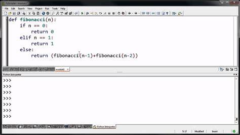 java tutorial recursion recursive fibonacci exle youtube