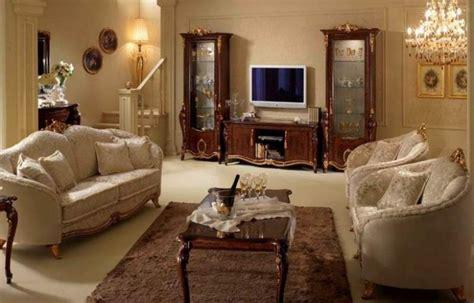 come arredare il salotto salotto elegante classico arredamento salotto elegante