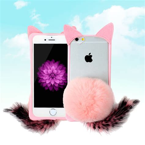 Iphone 6 Plus Soft 3d Cat Ears Sarung Casing buy wholesale iphone from china iphone wholesalers aliexpress