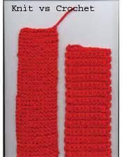 girl growing small knit vs crochet
