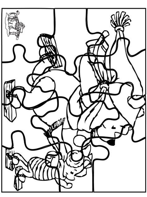 L Puzzle by Puzzle Winnie L Ourson Puzzles