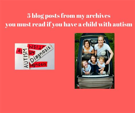 read this if you 5 blog posts from my archives every mom of a child with autism should read spectrum of wellness
