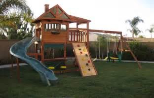 big backyard leisure time swing sets plastic swing sets