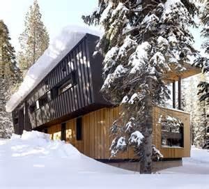 sugar bowl mountain cabin by maniscalco architecture