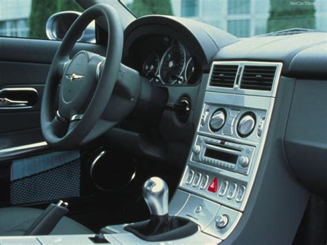 2004 Chrysler Crossfire Interior by Chrysler Crossfire 2004 Picture 44 800x600