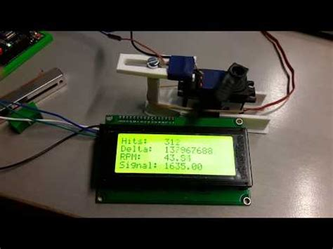 finding rotation speed  arduino sabulo