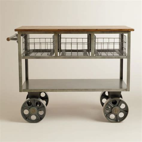 sles of kitchen carts on wheels designs kitchen carts