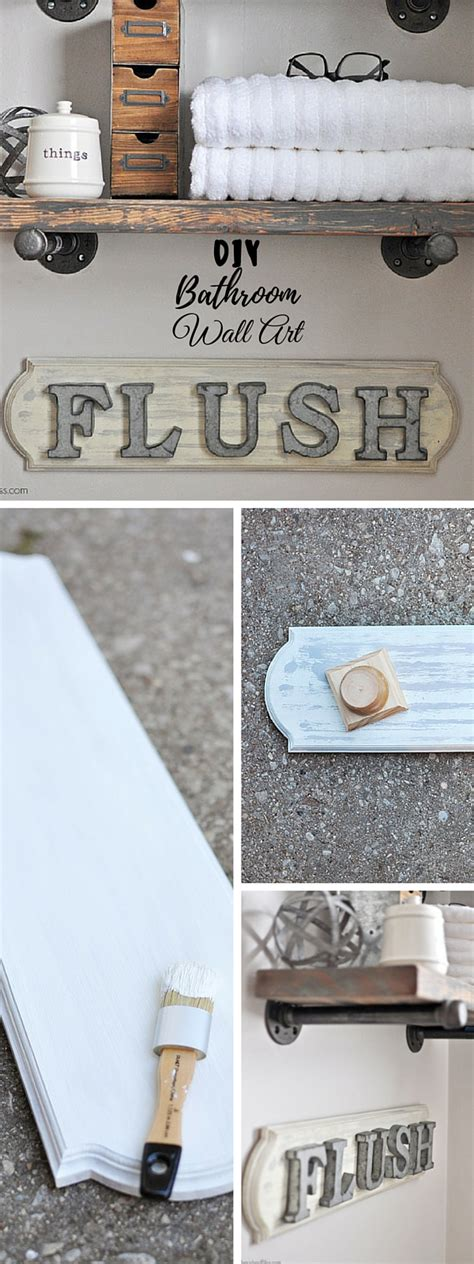 Diy Bathroom Wall Decor by Diy Bathroom Wall Decor Www Imgkid The Image Kid