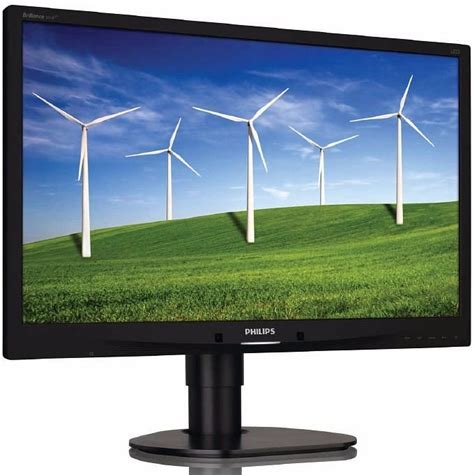 Led Philips Monitor best philips 241b4lpycb 24inch led monitor prices in australia getprice