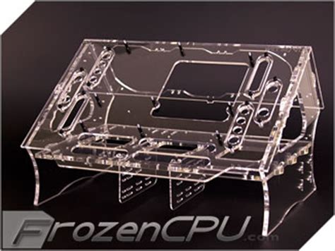 primochill wet bench primochill wet bench clear base colored tray tbwb frozencpu com
