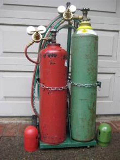 oxygen acetylene cylinders quality oxygen acetylene cylinders for sale sand blasting welding renovations cut