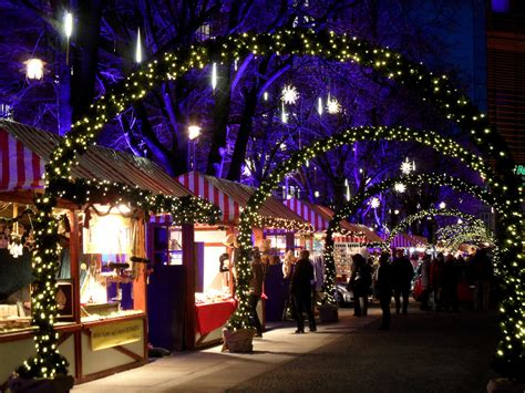 Britzer Garten Silvester by Berlin Markets Tis The Season Germany Travel