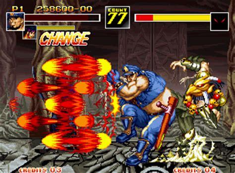 kizuna encounter: super tag battle screenshots for neo geo