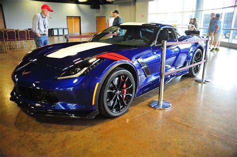 corvette colors four new 2017 corvette colors showcased at michelin ncm