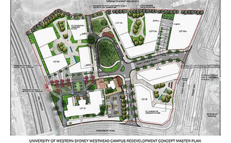 design management uws westmead site redevelopment to benefit community western