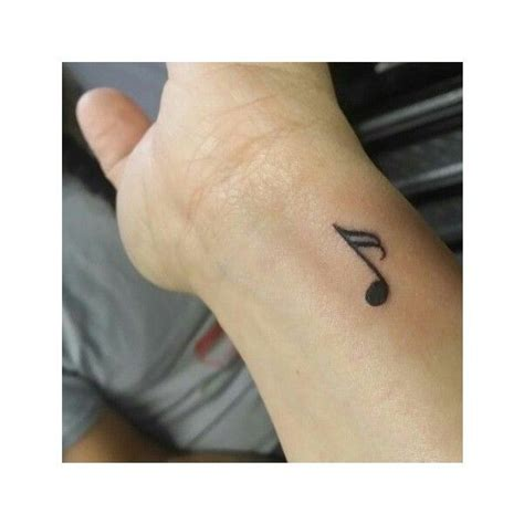 music wrist tattoo best 25 foot ideas on