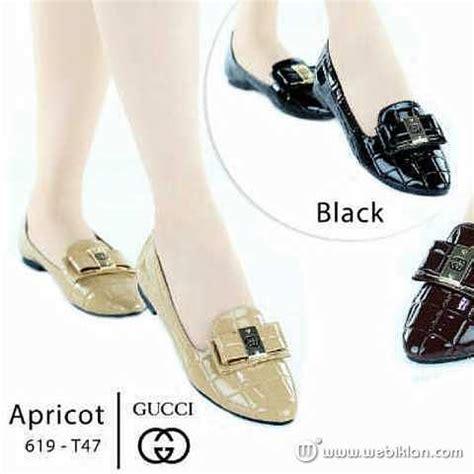 Sepatu Flat Gucci 998 10 rahmatkucing