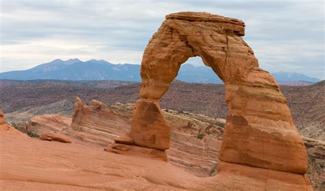 Landscape Arch Weathering File Delicate Arch Lasalle Jpg Wikimedia Commons