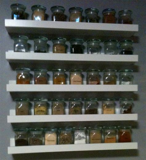 Floating Spice Rack 17 Best Images About Kitchen Ideas On Spice