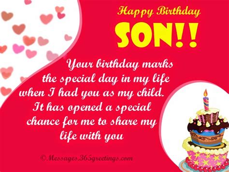 birthday special life story happy birthday son your birthday marks the special day in
