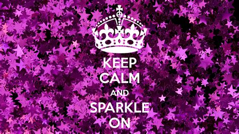 A Sparkle 3 by Keep Calm And Sparkle Wallpapers