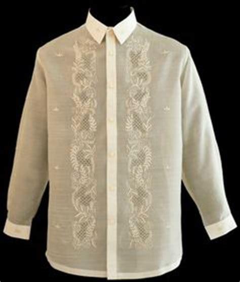 Hoodie Barong Family Hitam Merch barong designs barong tagalog mandarin collar for the hubs