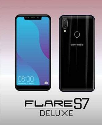 cherry mobile flare s7 deluxe specs and price, quad cameras