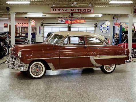 air for car doors 1953 chevrolet bel air 2 door sedan for sale classiccars