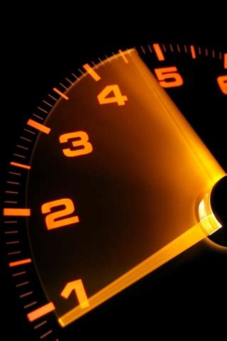 Sport Car Speedometer For Iphone 5 5s odometer iphone wallpapers 320x480 hd wallpaper for cell