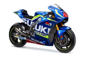 Gp Suzuki Photos Of The 2016 Suzuki Gsx Rr Motogp Race Bike