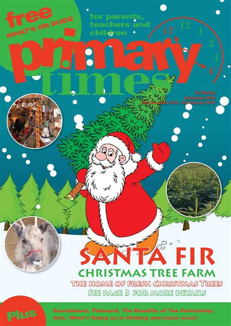 primary times surrey christmas 2015 by pw media