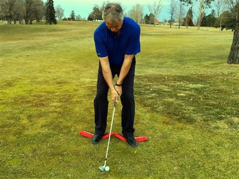 golf swing balance eyeline balance rod golf swing trainer at practicerange com