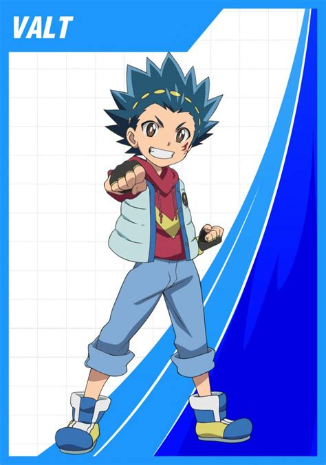 V Anime Website by Characters The Official Beyblade Burst Website