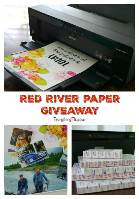 Reds Giveaways - wide format printer giveaway red river paper