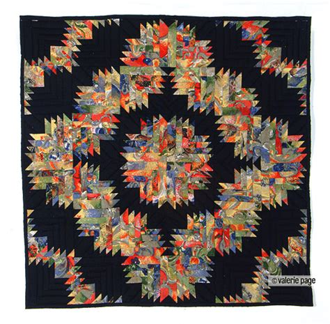 Fractal Quilt by Fractal Quilt Pagequilts Feel The Warmth A Quilt