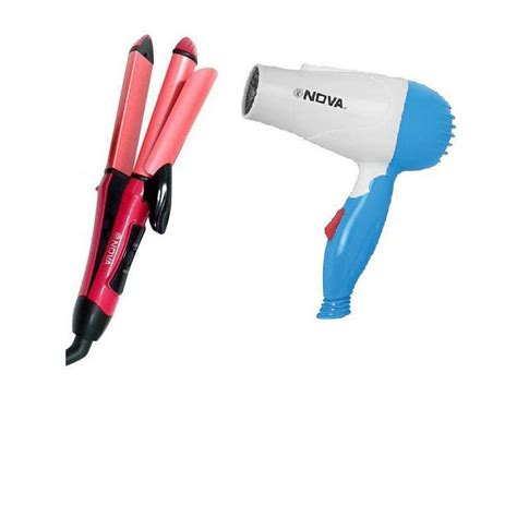 Multi Styler Hair Dryer Combo combo of hair dryer 2 in 1 hair styler in pakistan hitshop